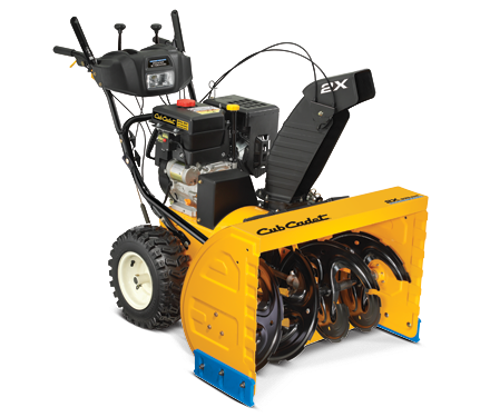 Check out the Cub Cadet 900 Series snow blowers.