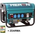benzínové a plynové elektrocentráyl heron