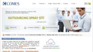 Správa sítě IT, outsourcing IT Praha