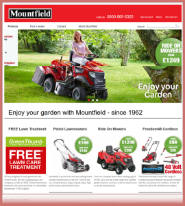 web UK mountfieldu