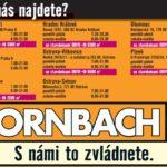 hornbach prodejny
