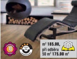 laminat podlaha Hornbach 7691619
