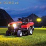 Nákup zahradního traktoru