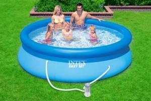 bazén intex 3.05 -0.7