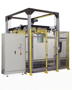 obalovací stroj Automatická ovinovačka paletRotomatic 1700 M2 - obalovací stroj
