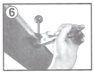 montáž zaruben dveri 6