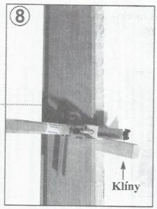 montáž zaruben dveri 8