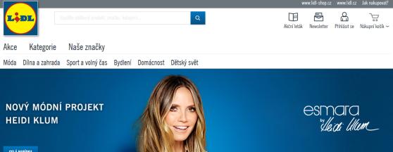 lidl-eshop-home-page