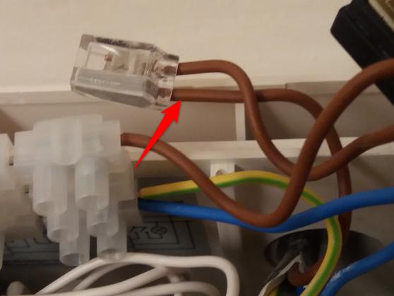 Wernig SILENT 90 s ovladačem DT 3ER výrobce Elektrodesign - přepojení